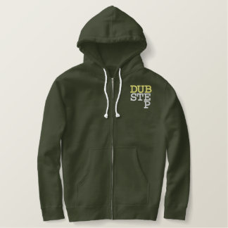 If its too loud, You're too old - Dubstep Embroidered Hoodie