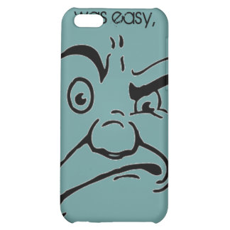 If Life Was Easy Stressed Out Man Graphic Case For iPhone 5C