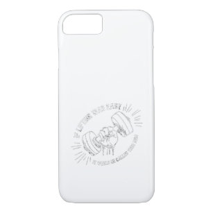 gain weight electronics tech accessories zazzle Tween Girls Tech if lifting easy would called your mom iphone 8 7 case