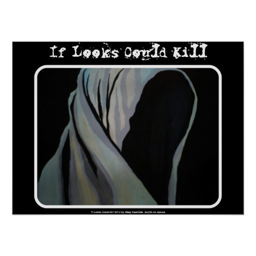 'If Looks Could Kill' Poster