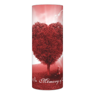 """If love could have saved you..."" Memorial Flameless Candle"