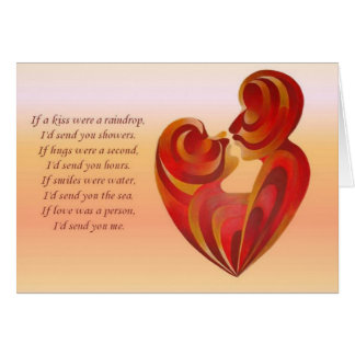 If Love Was ..... Card