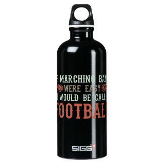 If Marching Band Were Easy Water Bottle