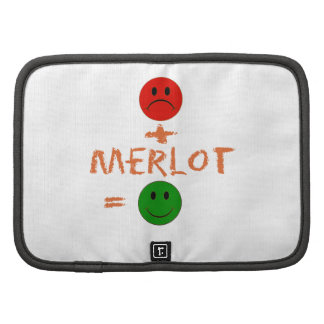 if Merlot with me, i am happy Planners