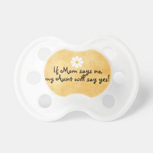Funny Sayings Pacifiers Zazzle
