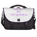 if mom says no...(purple) laptop bags
