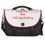 if mom says no...(red) bags for laptop