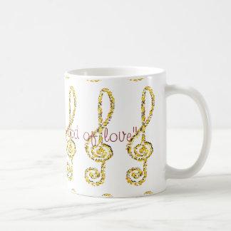 If Music Be the Food of Love Mug