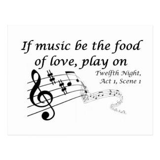 music of love essay