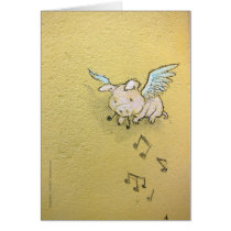 if music be the slop of love card