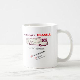 If Not A Class A RV? Coffee Mug