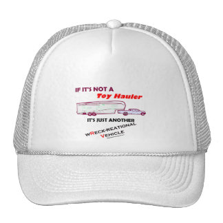 If Not A Toy Hauler? Mesh Hats