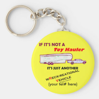 If Not A Toy Hauler? Key Chain
