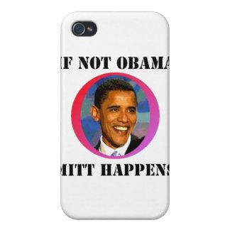 If Not Obama Case For iPhone 4