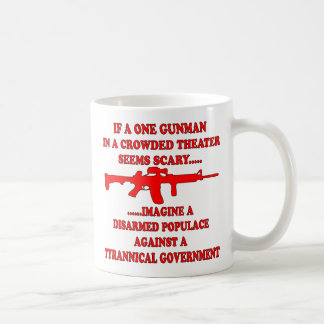 If One Gunman In A Theater Is Scary Imagine A Mugs