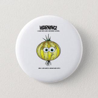 If Onions were Women Button