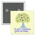If only Cupcakes on Trees Pins