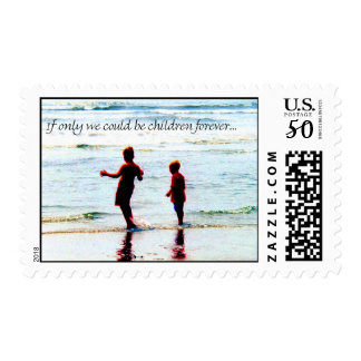 If Only We Could Be Children Forever Postage