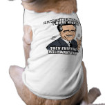 IF ROMNEY GIVES GAY PEOPLE EQUAL RIGHTS THEN EVERY PET TSHIRT
