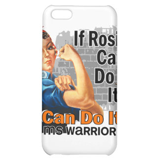 If Rosie Can Do It MS Warrior iPhone 5C Cover