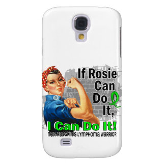If Rosie Can Do It Non-Hodgkin s Lymphoma Warrior Samsung Galaxy S4 Cover