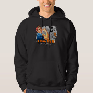 If Rosie Can Do It RSD Warrior Hoodie