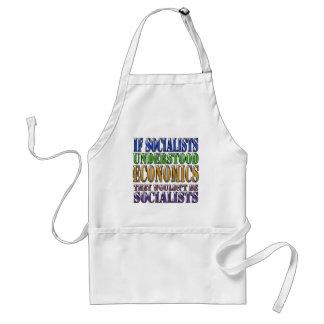 If socialists understood economics... apron