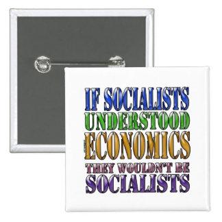 If socialists understood economics... buttons