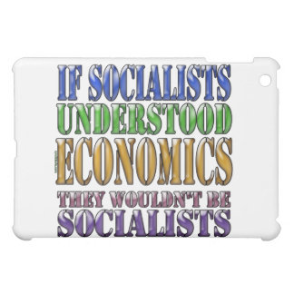 If socialists understood economics... cover for the iPad mini