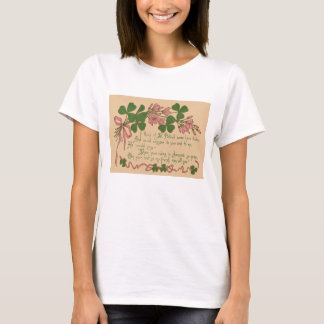 If St. Patrick was here today! Shamrock Green T-Sh T-Shirt