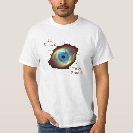 If Stars Were Sound White T-Shirt (Men's)
