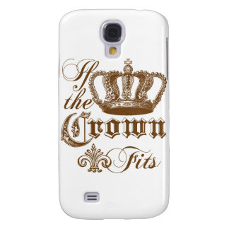 If the Crown fits Galaxy S4 Cover