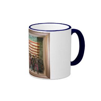 If The Levee Breaks Ringer Coffee Mug