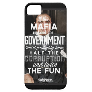 If The Mafia Replaced Government iPhone SE/5/5s Case