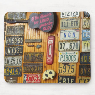 If the Music's too LOUD..you're too OLD! Mouse Pad