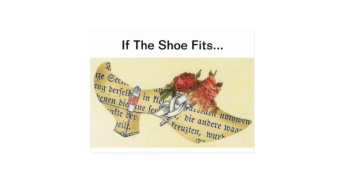 What If The Shoe Fits On The Wine