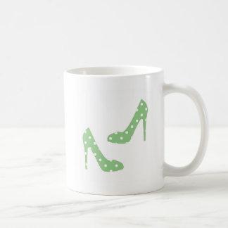 If the shoe fits I want it Classic White Coffee Mug