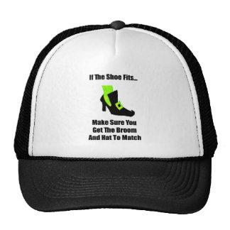 If The Shoe Fits Trucker Hat