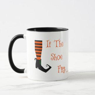 If The Shoes Fits Halloween Mug