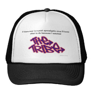 If There Ever Was A Virus I'd know what to do Trucker Hat