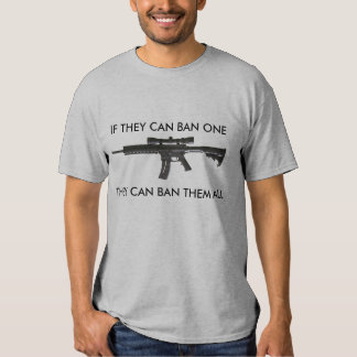 If they can ban one t shirt
