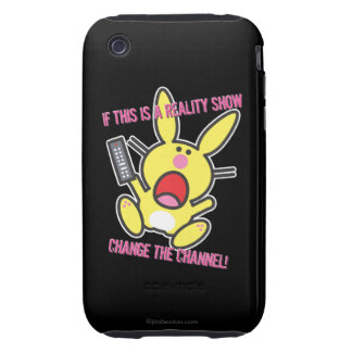 If This is a Reality Show Tough iPhone 3 Cover