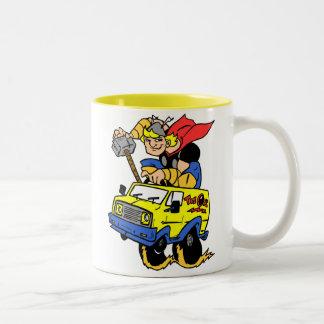 If This Van Rocketh Mug