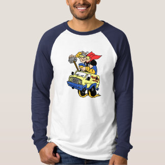 If This Van Rocketh T-Shirt