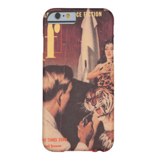 If v01 n01 (1952-03.Quinn)_Pulp Art Barely There iPhone 6 Case