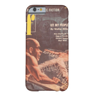 If v01 n03 (1952-07.Quinn)_Pulp Art Barely There iPhone 6 Case