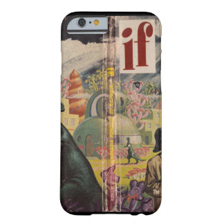 If v02 n04 (1953-09.Quinn) (full cover)_Pulp Art Barely There iPhone 6 Case