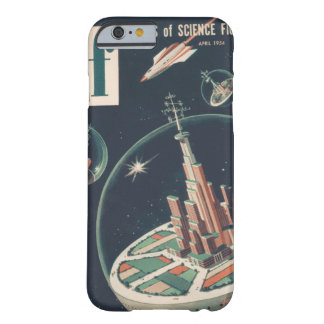 If v03 n02 (1954-04.Quinn)_Pulp Art Barely There iPhone 6 Case