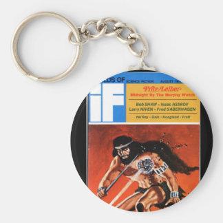 If v22 n06 (1974-08.UPD)_Pulp Art Basic Round Button Keychain