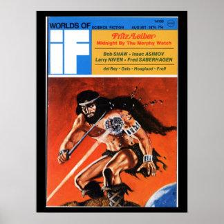 If v22 n06 (1974-08.UPD)_Pulp Art Poster